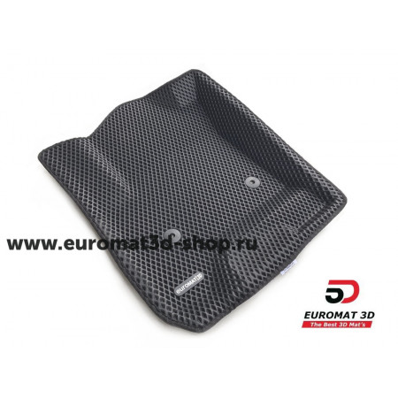 3D Коврики Euromat3D EVA В Салон Для CHEVROLET TAHOE (2015-) № EM3DEVA-001306